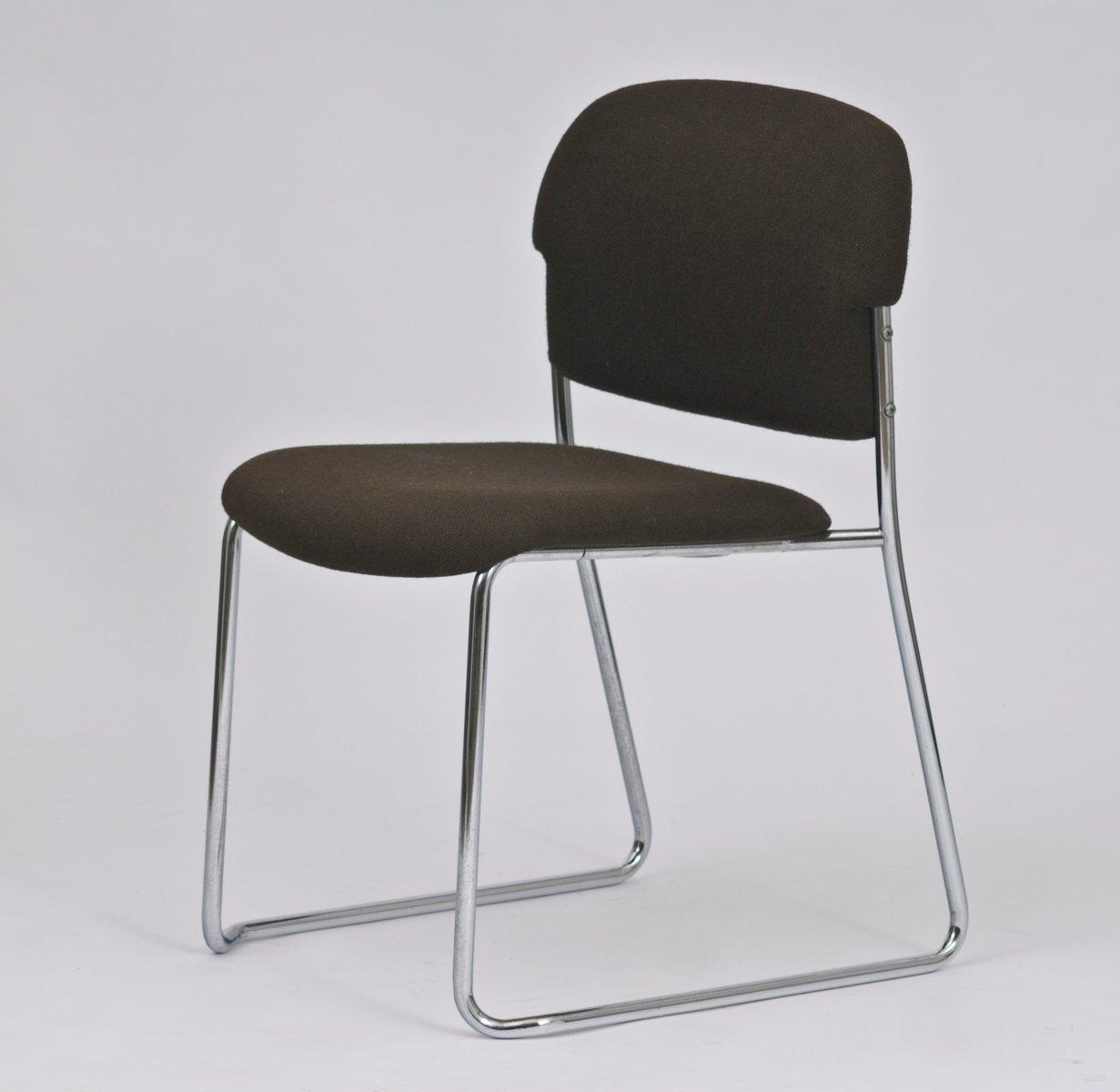 Esszimmerstühle von Gerd Lange für Drabert, 1970er, 4er Set