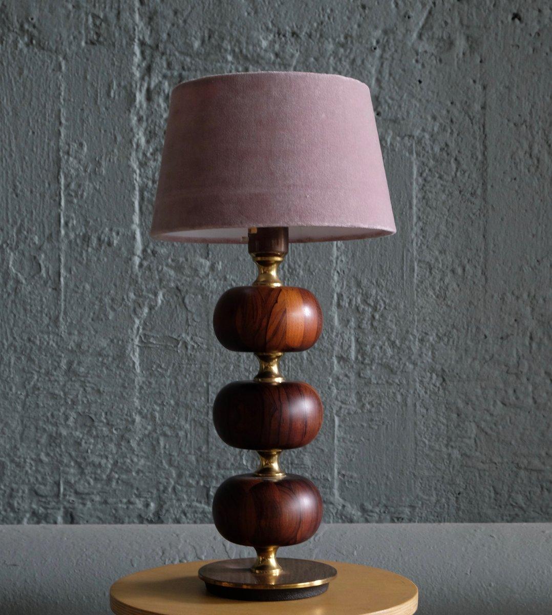 Schwedische Tischlampe von Trana?s Stilarmatur, 1950er