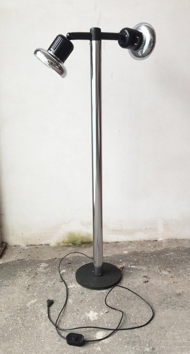 Lampada Da Terra Di Gae Aulenti Livio Castiglioni Per Stilnovo Anni 70 In Vendita Su Pamono