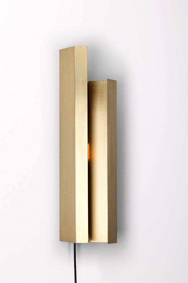 Piega Wandlampe von Aldo Parisotto & Massimo Formenton für Mingardo