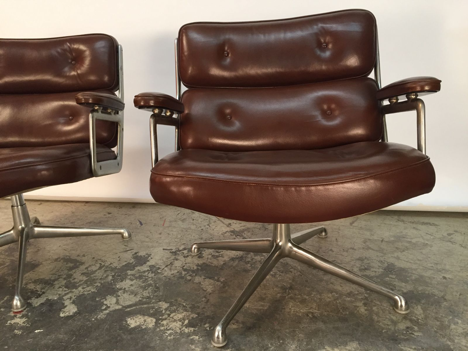 Time Life Lobby Chair By Charles U0026 Ray Eames For Herman Miller, 1960s