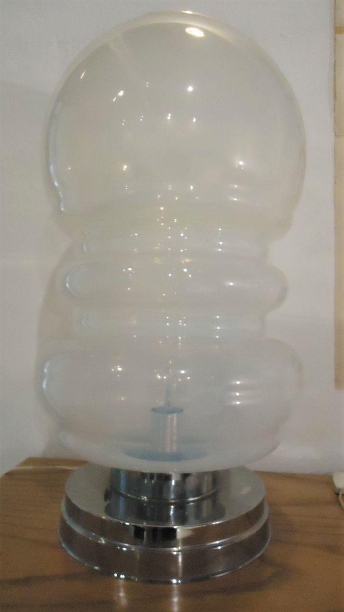 Tischlampe von Carlo Nason, 1960er