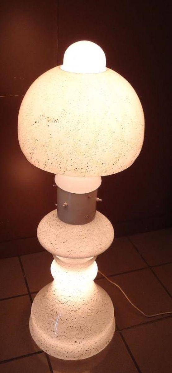 Murano Glas Stehlampe, 1960er