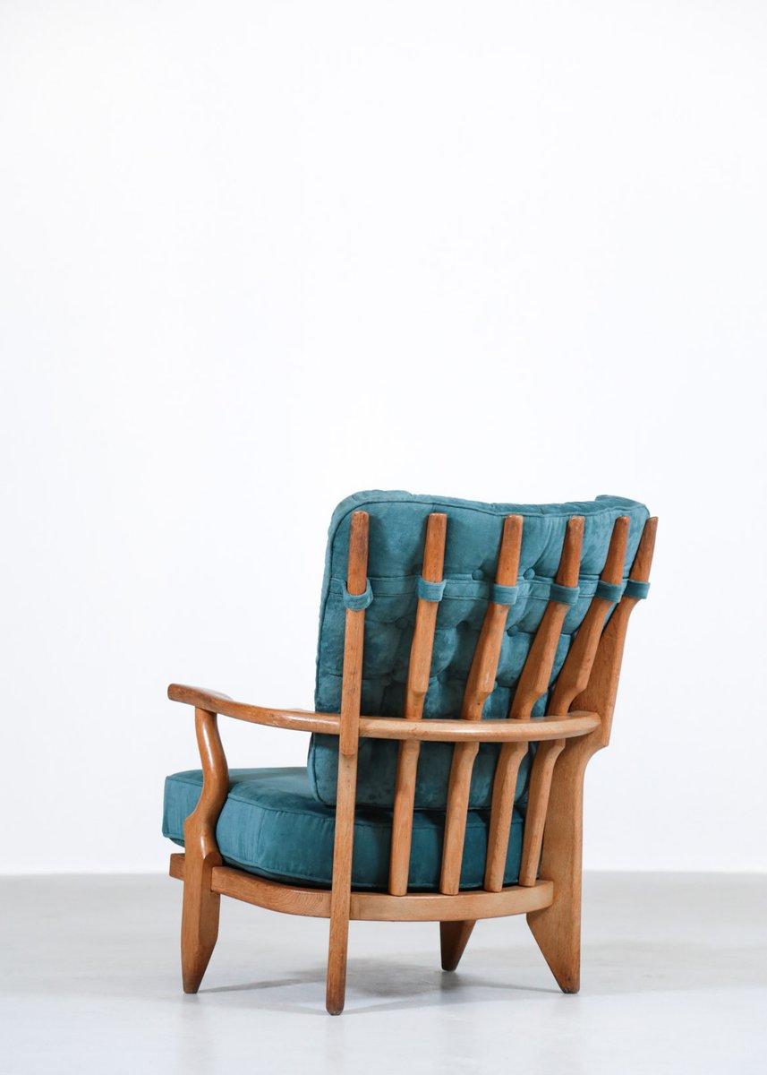 grand repos sessel von guillerme et chambron f r votre maison 1950er bei pamono kaufen. Black Bedroom Furniture Sets. Home Design Ideas