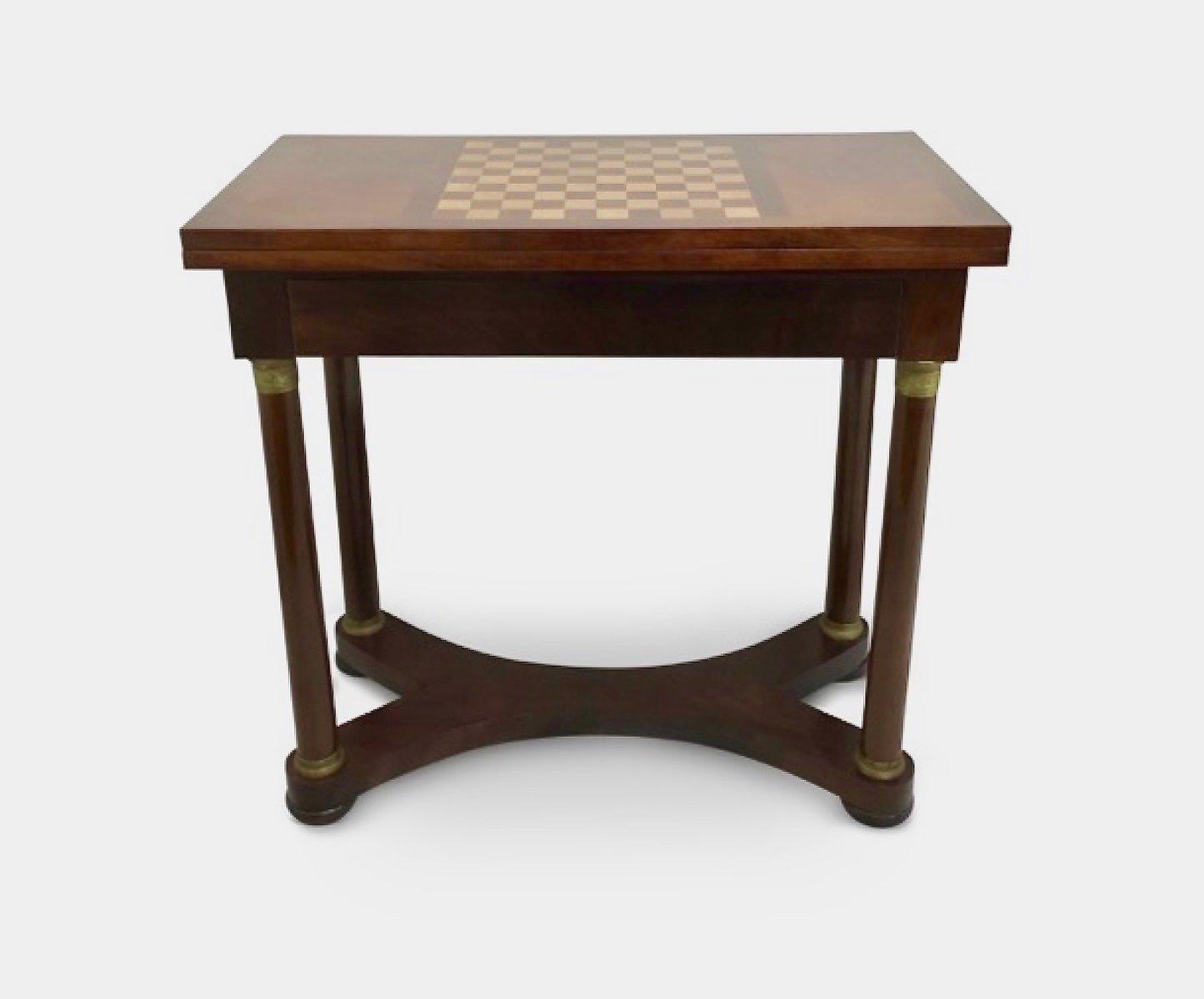 Tavolo da gioco antico francia in vendita su pamono - Gioco da tavolo violetta ...