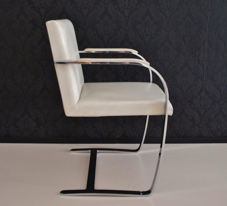 Sedia brno cantilever di mies van der rohe per knoll 1982 in vendita su pamono - Sedia cantilever ...