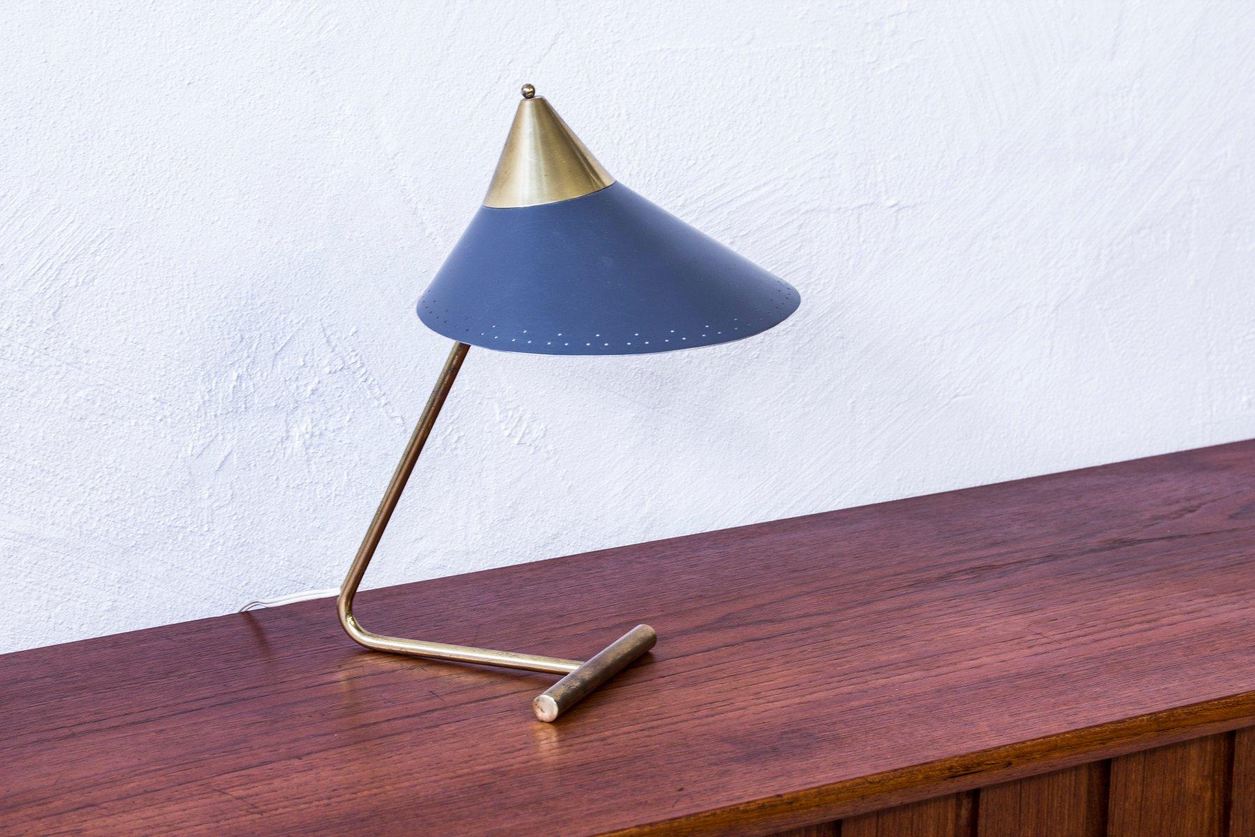 Tischlampe von Svend Aage Holm Sørensen für Holm Sørensen & Co, 1950er