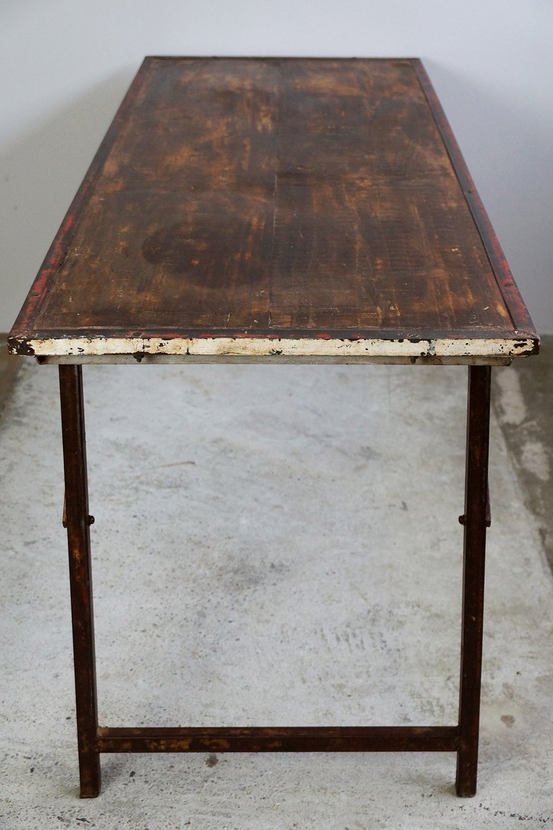 Industrial Indian Folding Garden Table, 1950s 11. $1,008.00. Price Per Piece