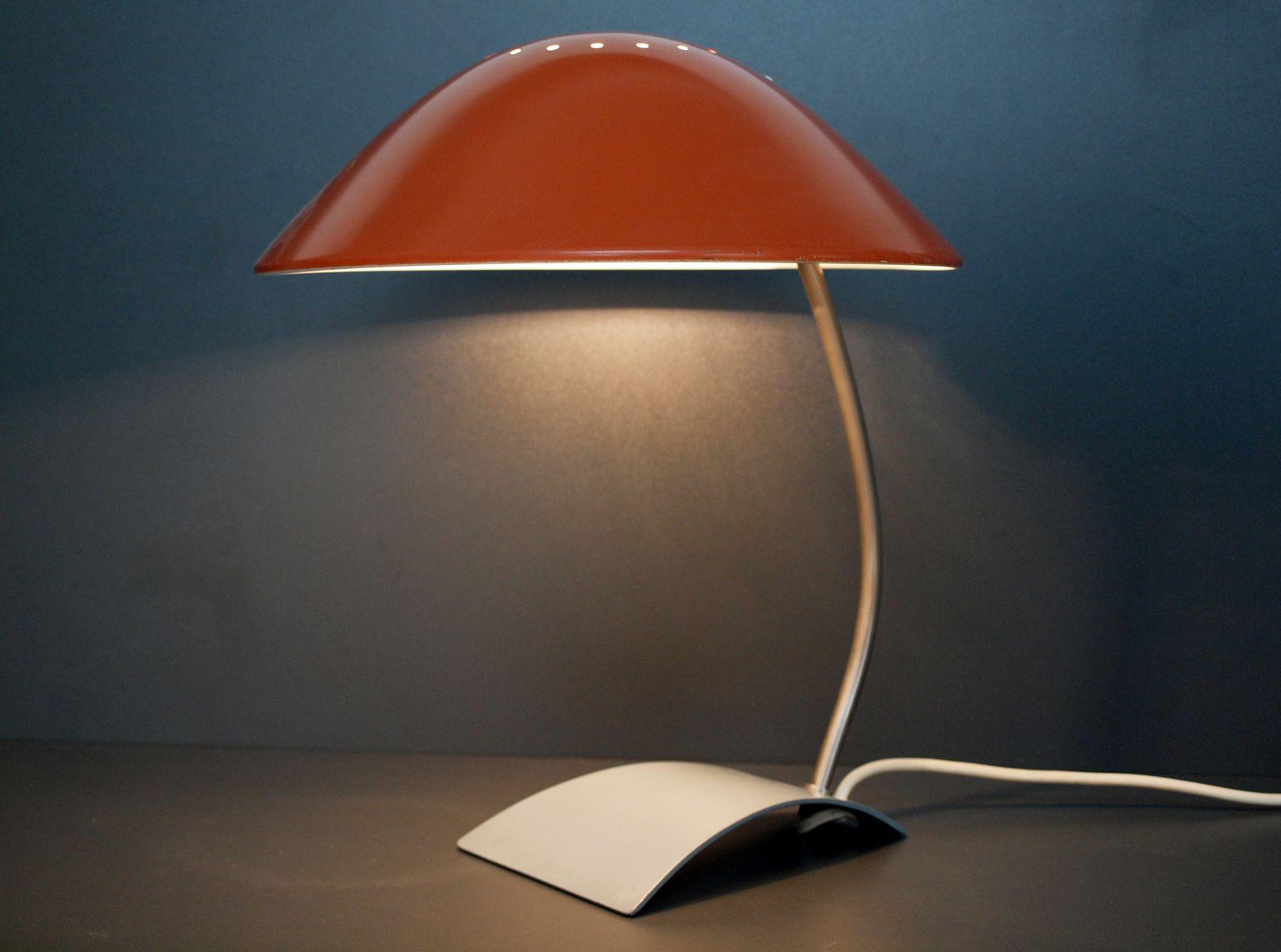Lampe de bureau 6840 vintage par christian dell pour kaiser idell en vente sur pamono - Lampe de bureau style anglais ...