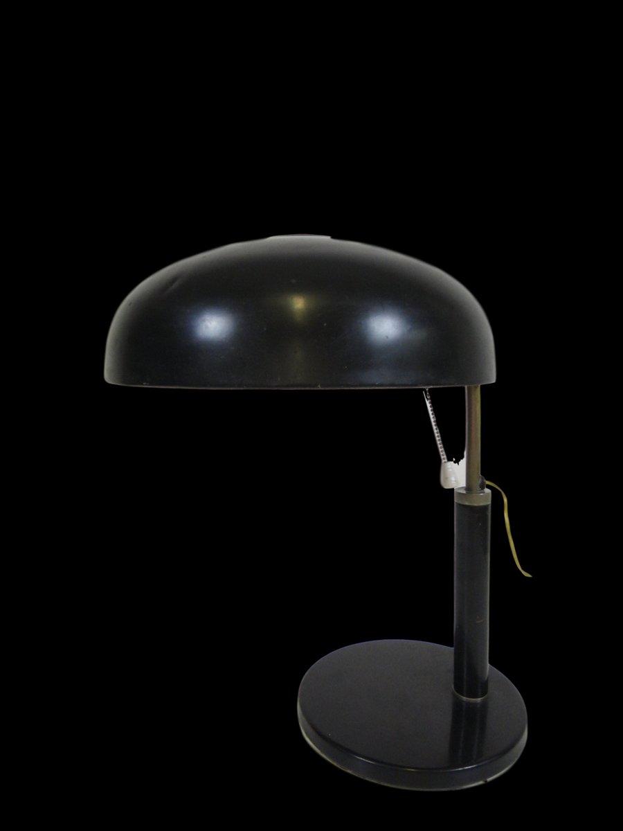 Vintage Schreibtischlampe von Alfred Müller, 1940er