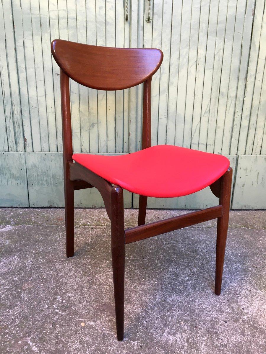 chaise scandinave 1960s en vente sur pamono
