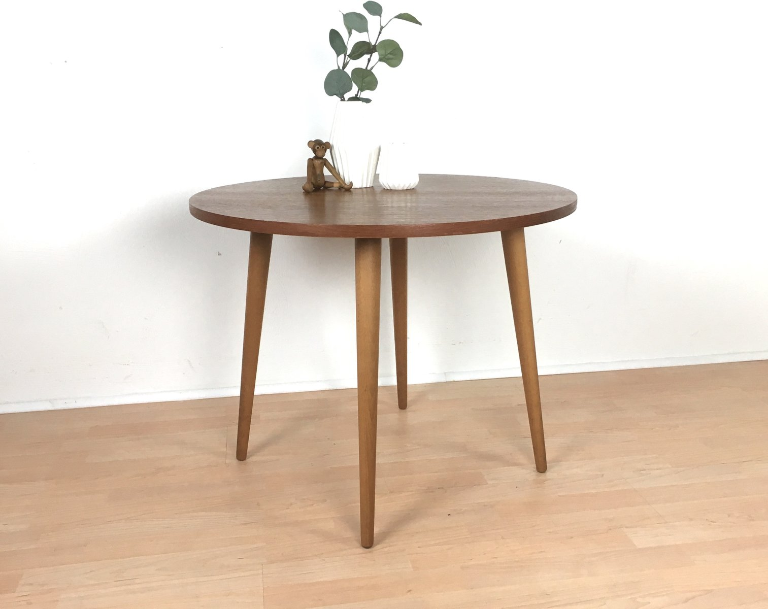 Mid Century Model 3235 Side Or Coffee Table From Ilse Mobel For Sale