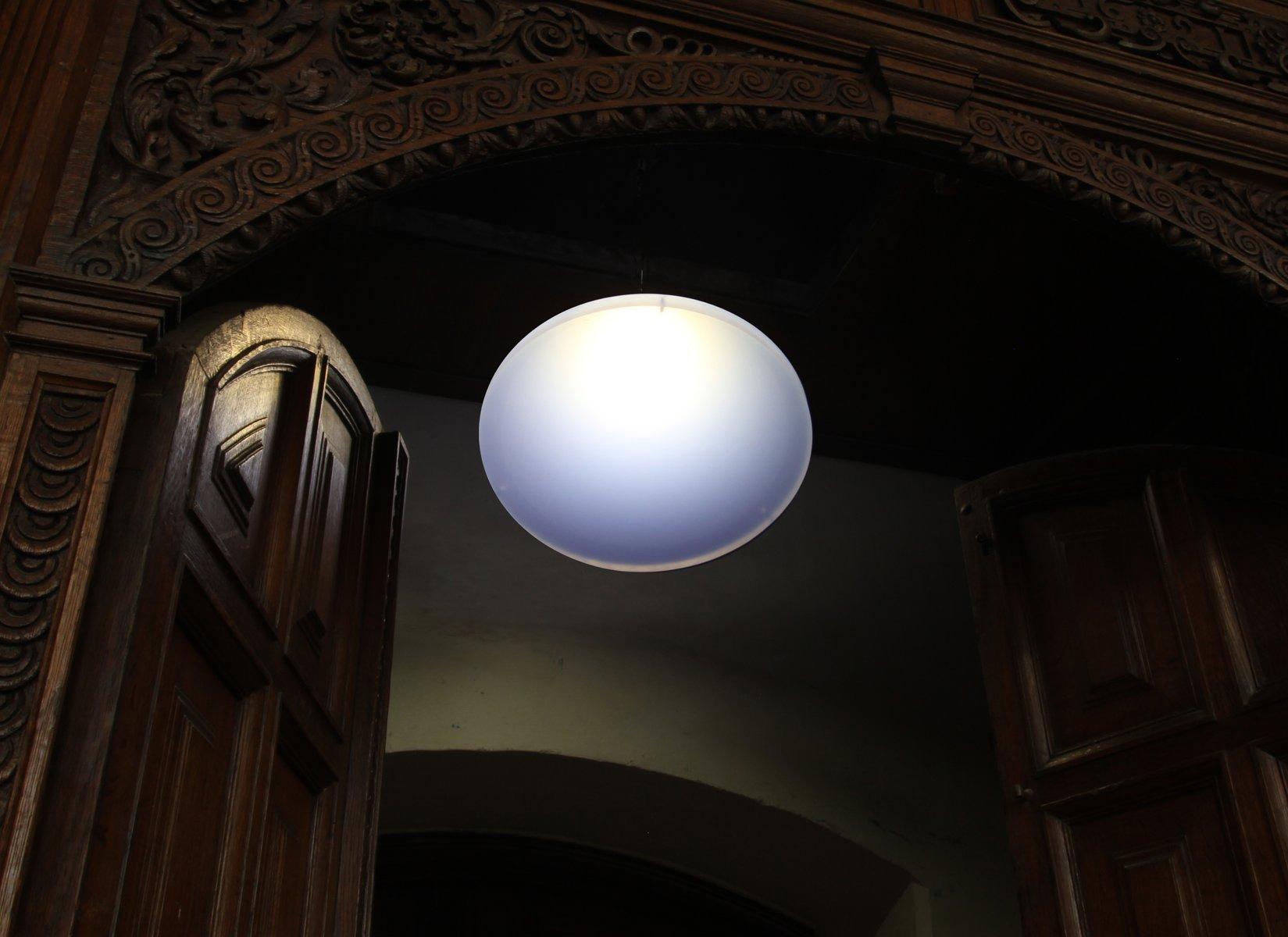 lampe blue sky par chris kabel en vente sur pamono. Black Bedroom Furniture Sets. Home Design Ideas