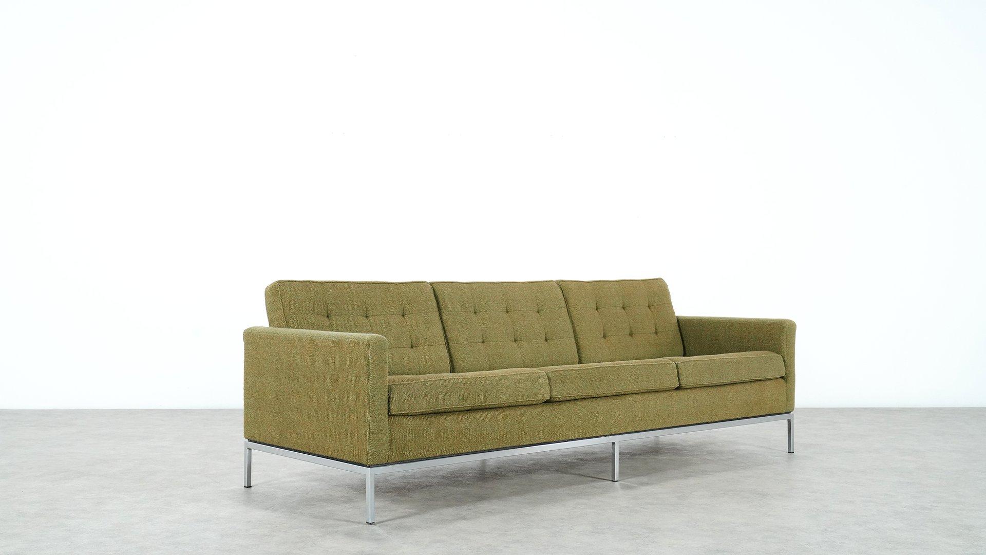 sofa und sessel von knoll international 1950er bei pamono kaufen. Black Bedroom Furniture Sets. Home Design Ideas