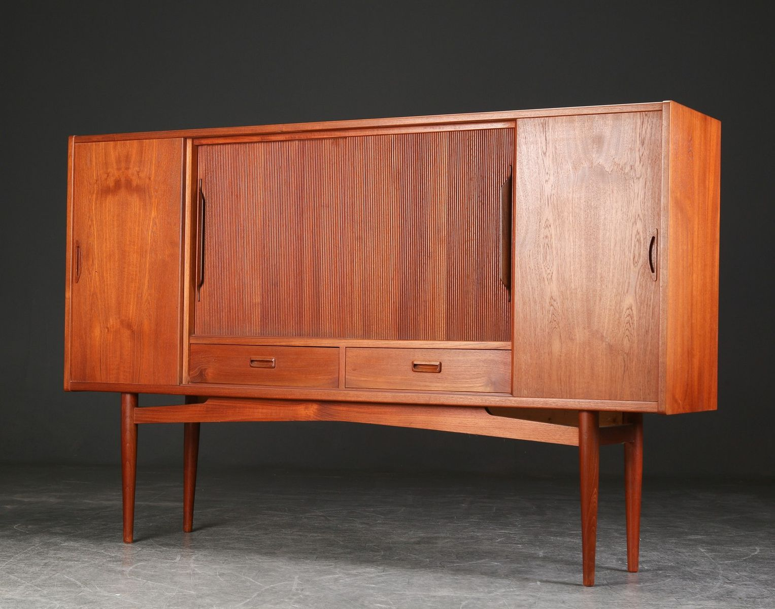 Dänisches Highboard, 1960er