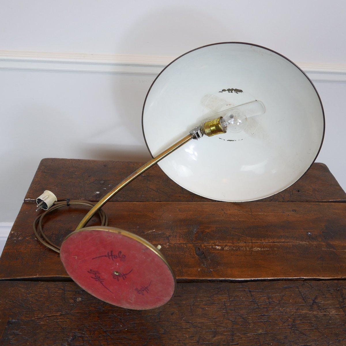 Vintage Schreibtischlampe im modernen Stil von Halo bei Pamono kaufen