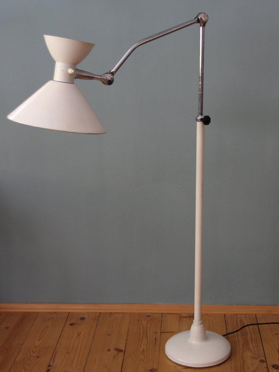 Diabolo Stehlampe von Jumo, 1950er
