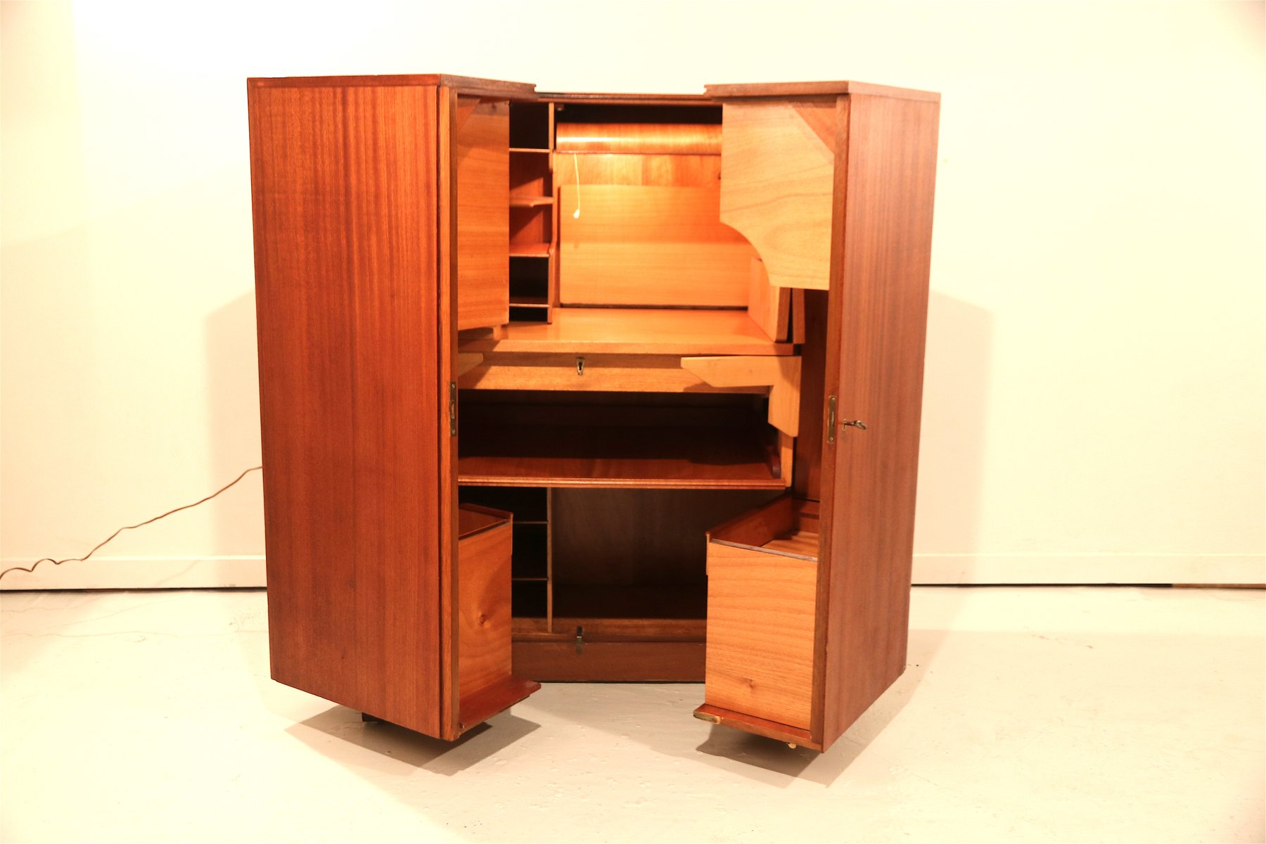 Swiss Magic Box Desk By Mummenthaler Amp Meier 1955 For