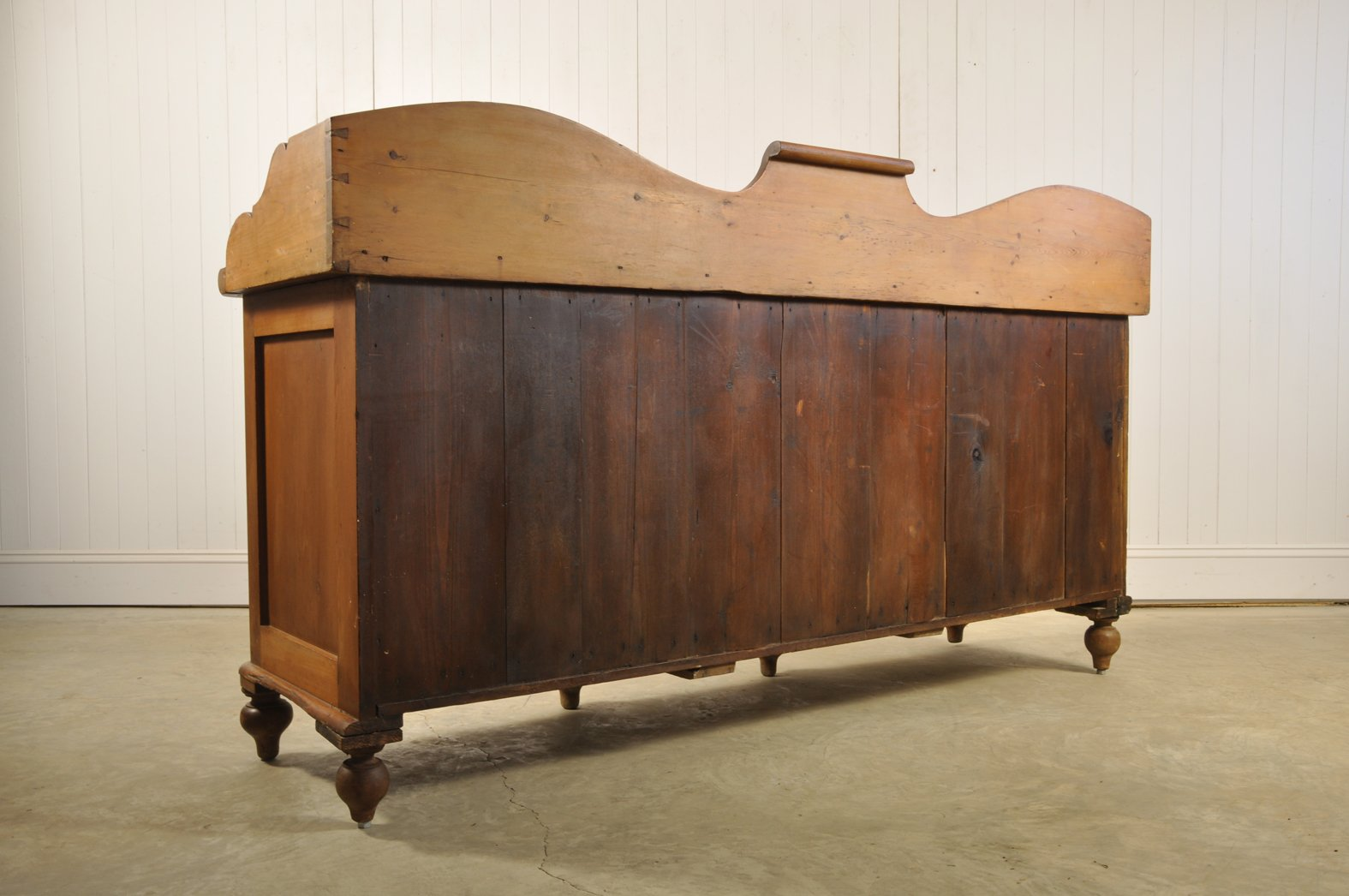 antikes bauernhaus sideboard 1890er bei pamono kaufen. Black Bedroom Furniture Sets. Home Design Ideas