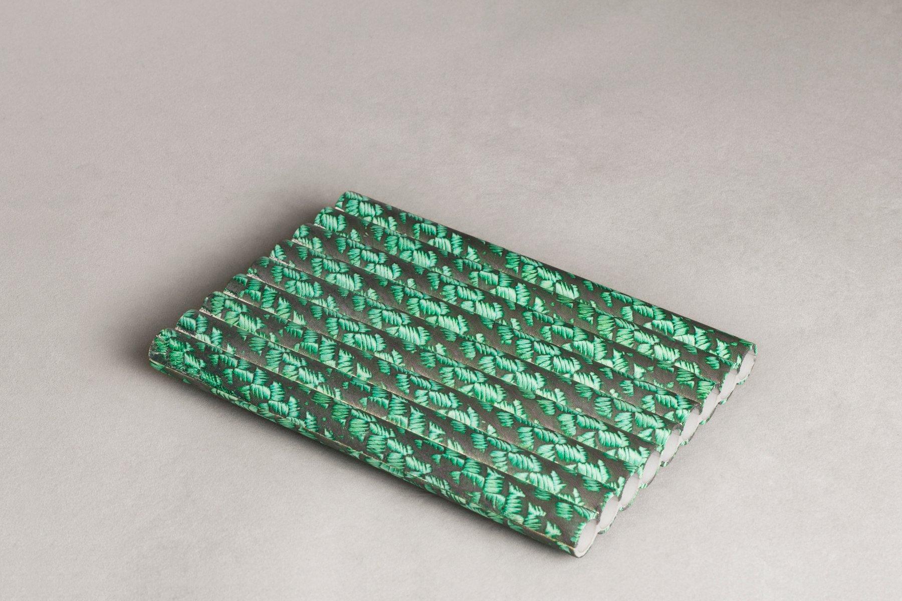 Grünes Faux Series Kästchen von Chris Kabel