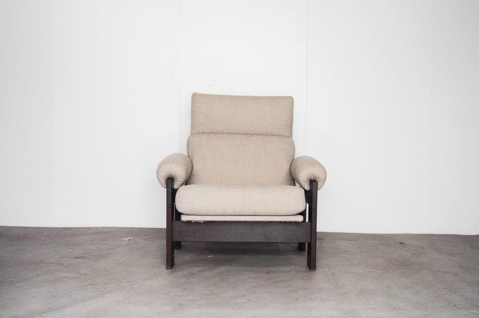 Modell SZ74 Wenge Sessel von Martin Visser für 't Spectrum, 1969