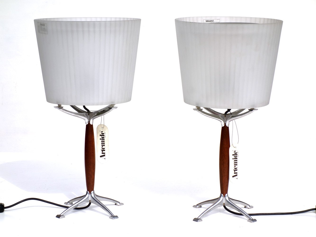 Orione Table Lamps By Rodolfo Dordoni For Artemide 1992