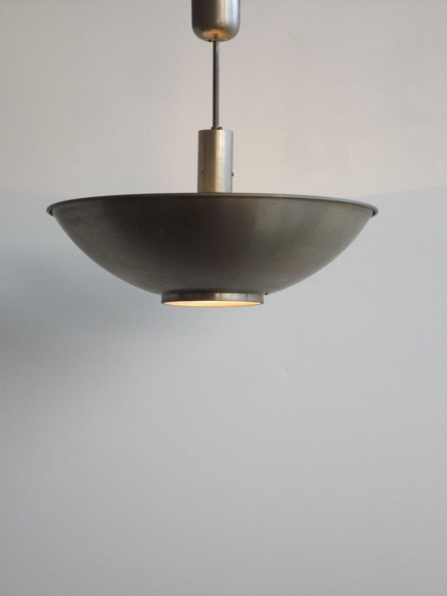 Vintage Hängeleuchte von Elmar Berkovitch für Philips