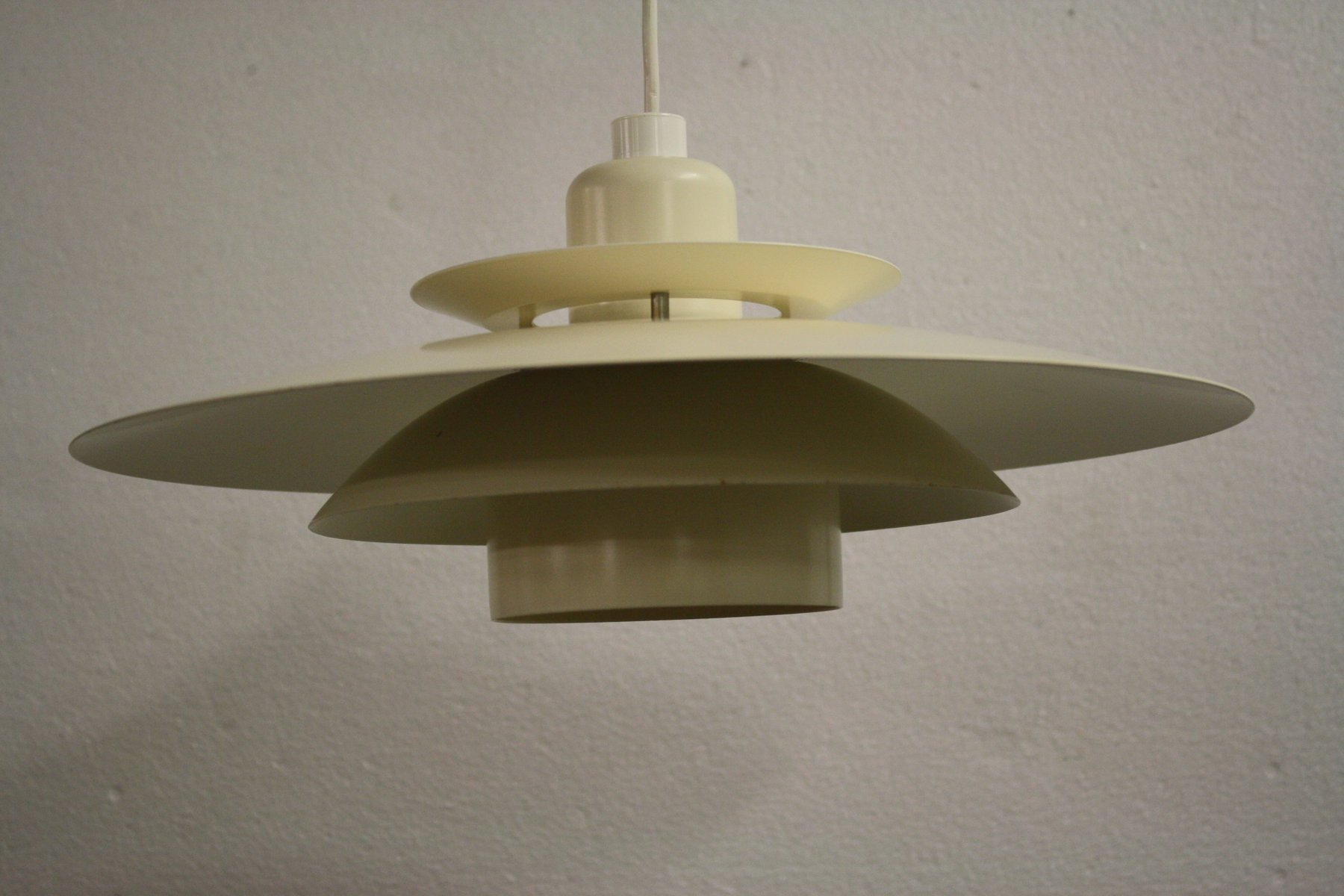 scandinavian mid century pendant light for sale at pamono. Black Bedroom Furniture Sets. Home Design Ideas