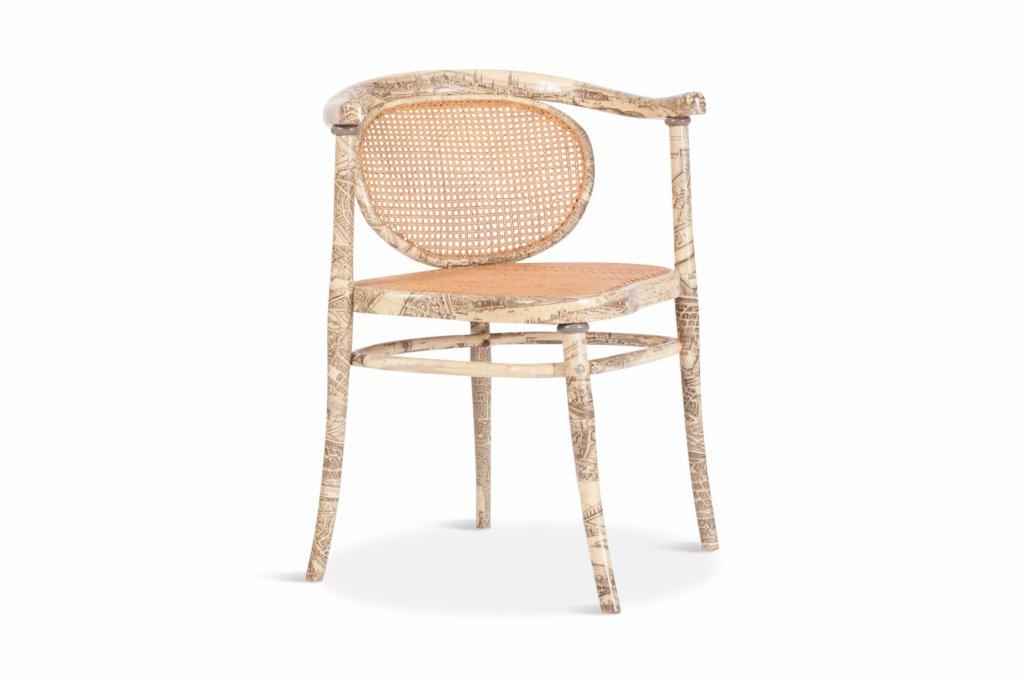 antiker stuhl von thonet 1905 bei pamono kaufen. Black Bedroom Furniture Sets. Home Design Ideas