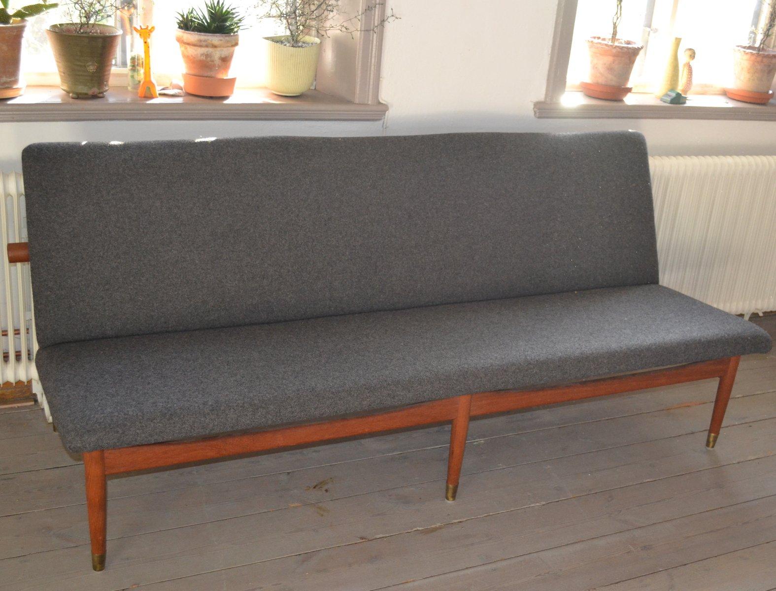 Modell 137 2-Sitzer Sofa & 3-Sitzer Set von Finn Juhl für France & Søn...