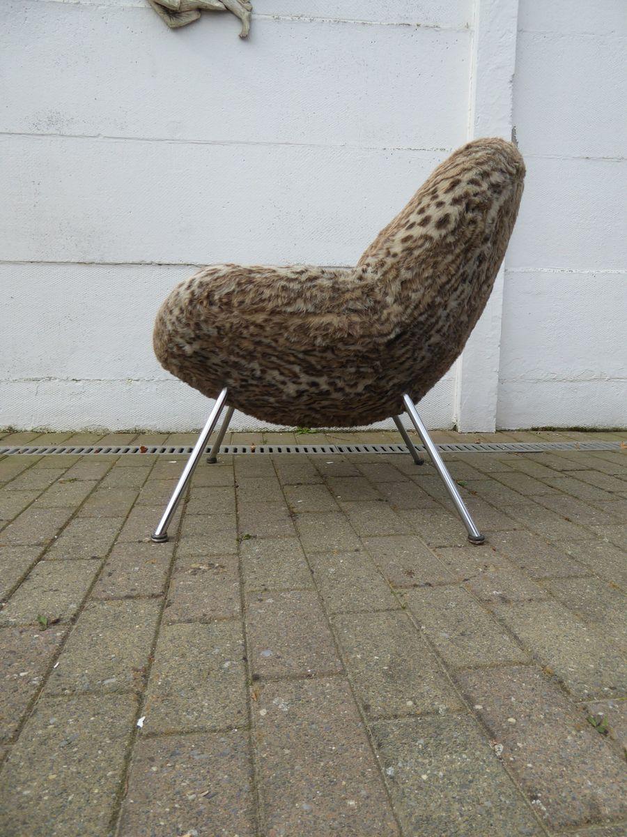 egg chair von fritz neth f r sitzformbau kassel 1950er bei pamono kaufen. Black Bedroom Furniture Sets. Home Design Ideas
