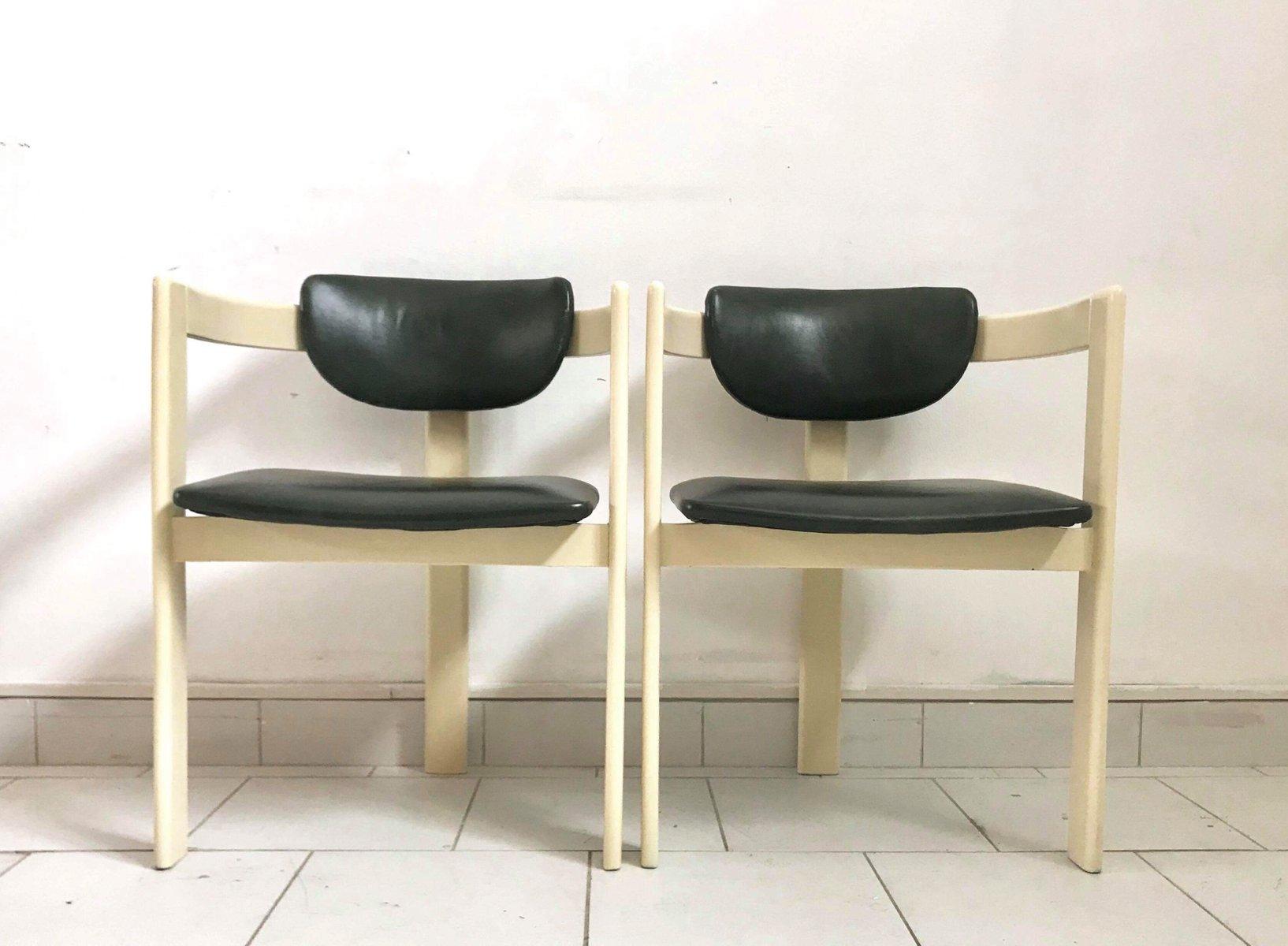space age dreibein st hle 1970er 4er set bei pamono kaufen. Black Bedroom Furniture Sets. Home Design Ideas