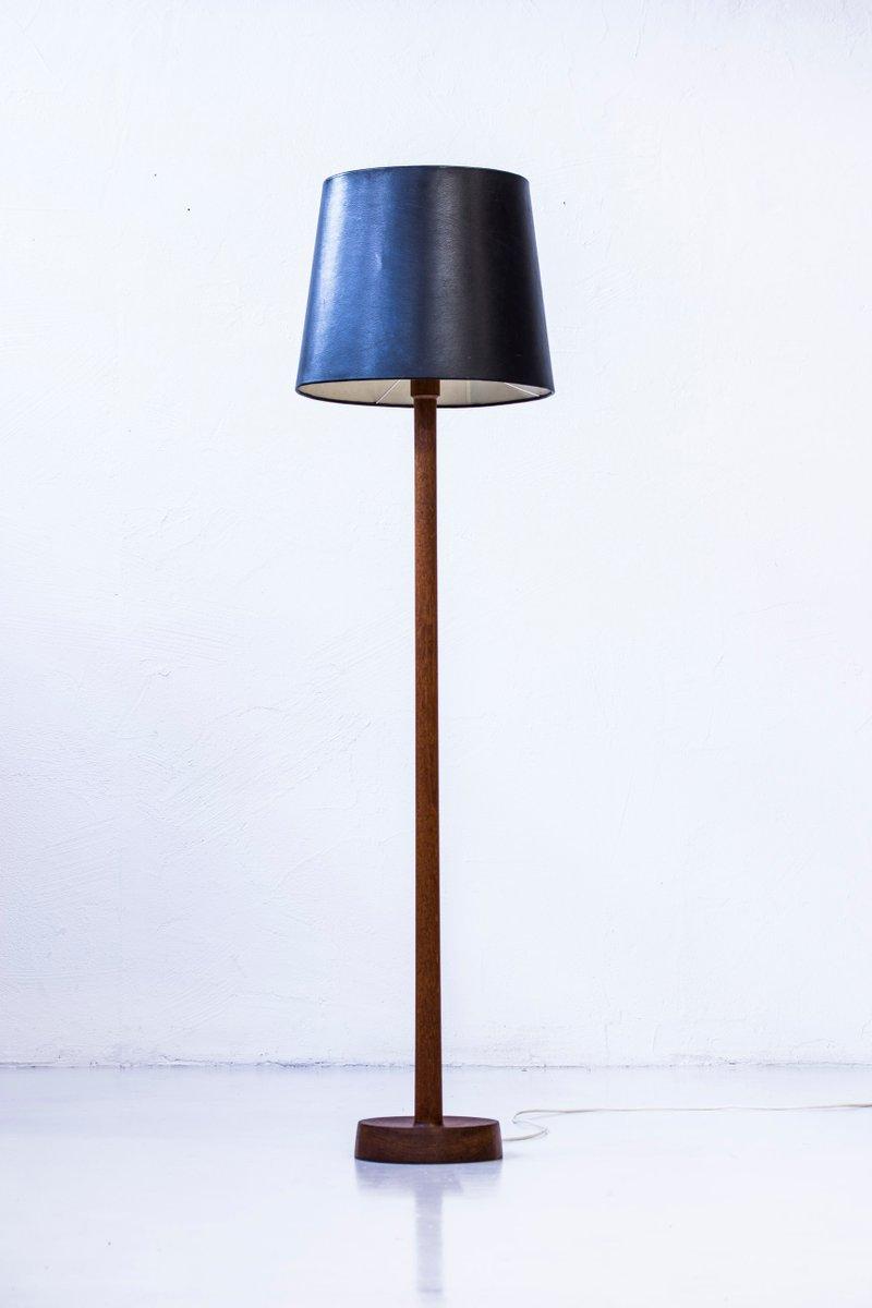 Stehlampe von Uno & Östen Kristiansson für Luxus, 1950er