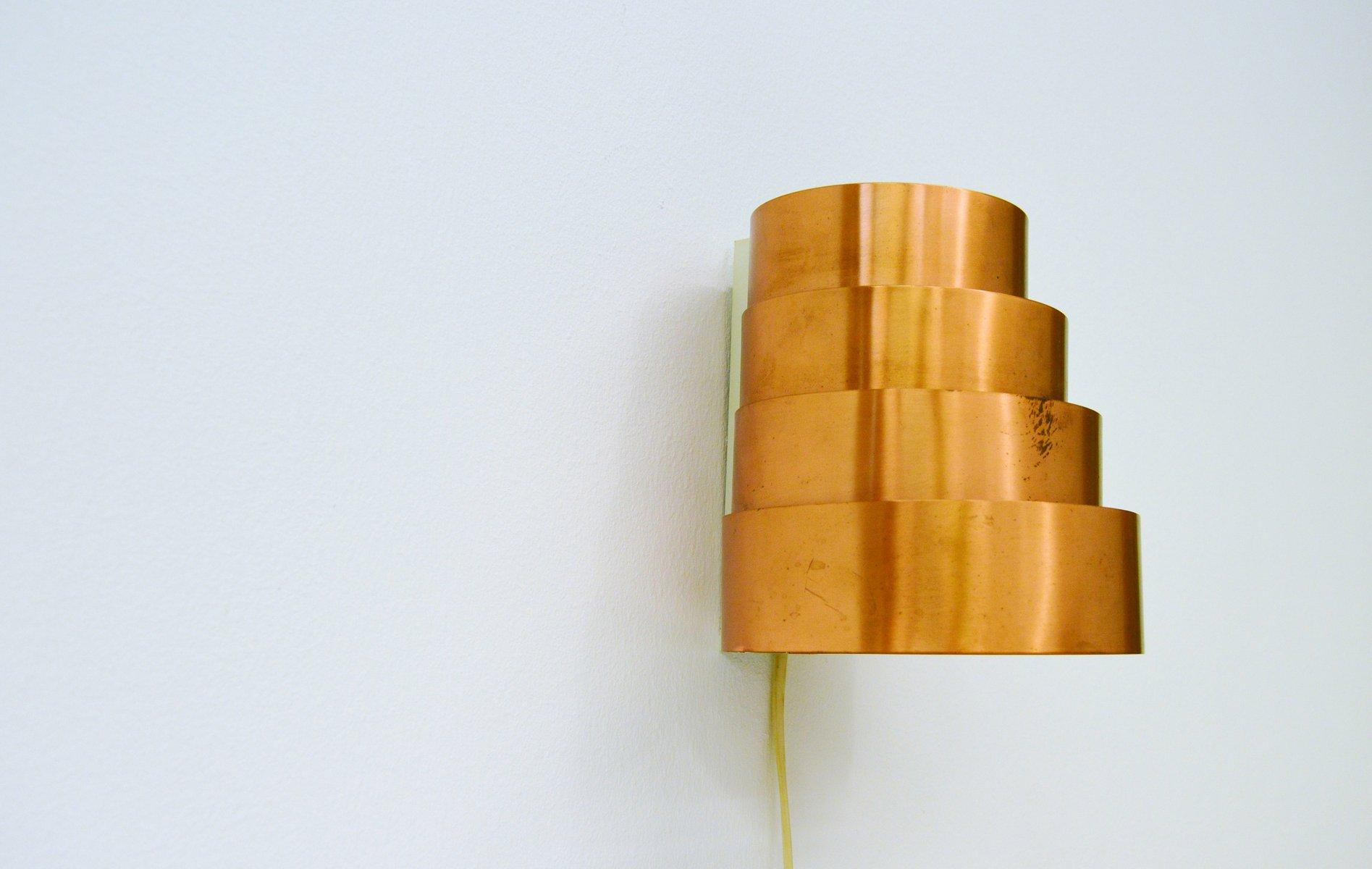 Modell V312 Wandlampe von Hans-Agne Jakobsson, 1950er
