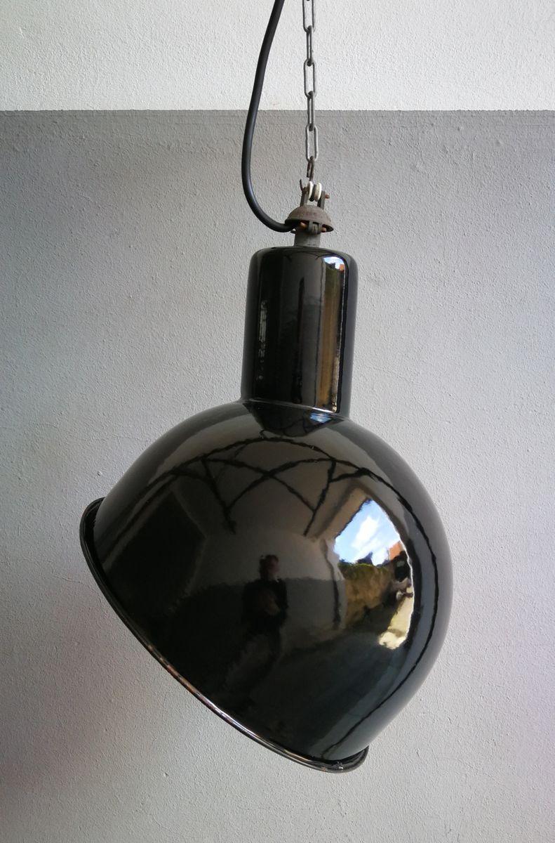 Industrielle belgische vintage lampen von s e m reluma for Vintage lampen