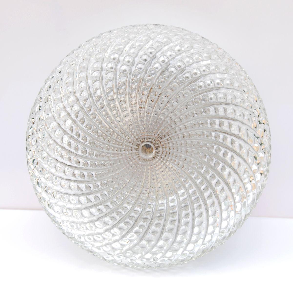 gro e wand oder deckenlampe von fischer leuchten 1970er bei pamono kaufen. Black Bedroom Furniture Sets. Home Design Ideas