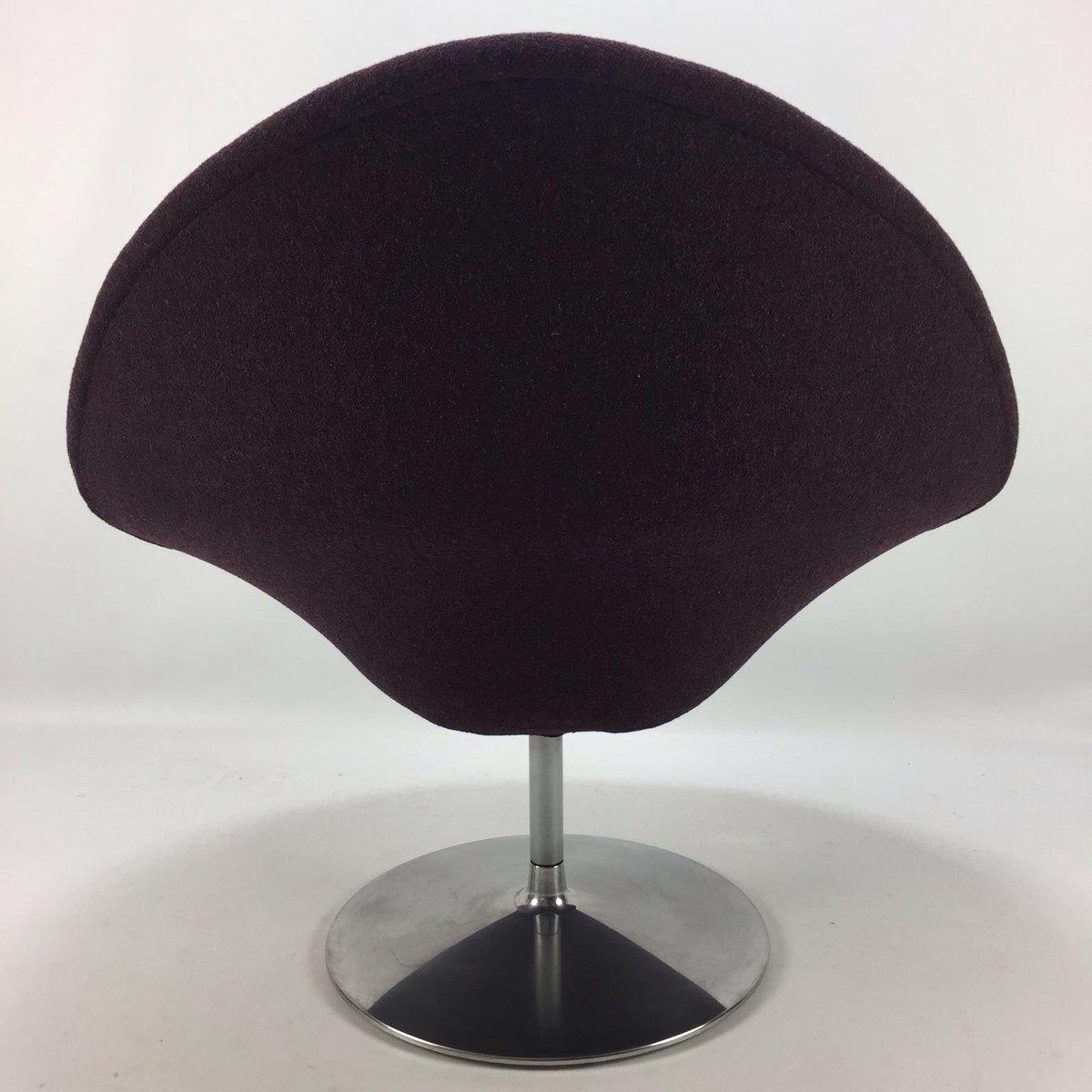fauteuil globe par pierre paulin pour artifort 1980s en. Black Bedroom Furniture Sets. Home Design Ideas