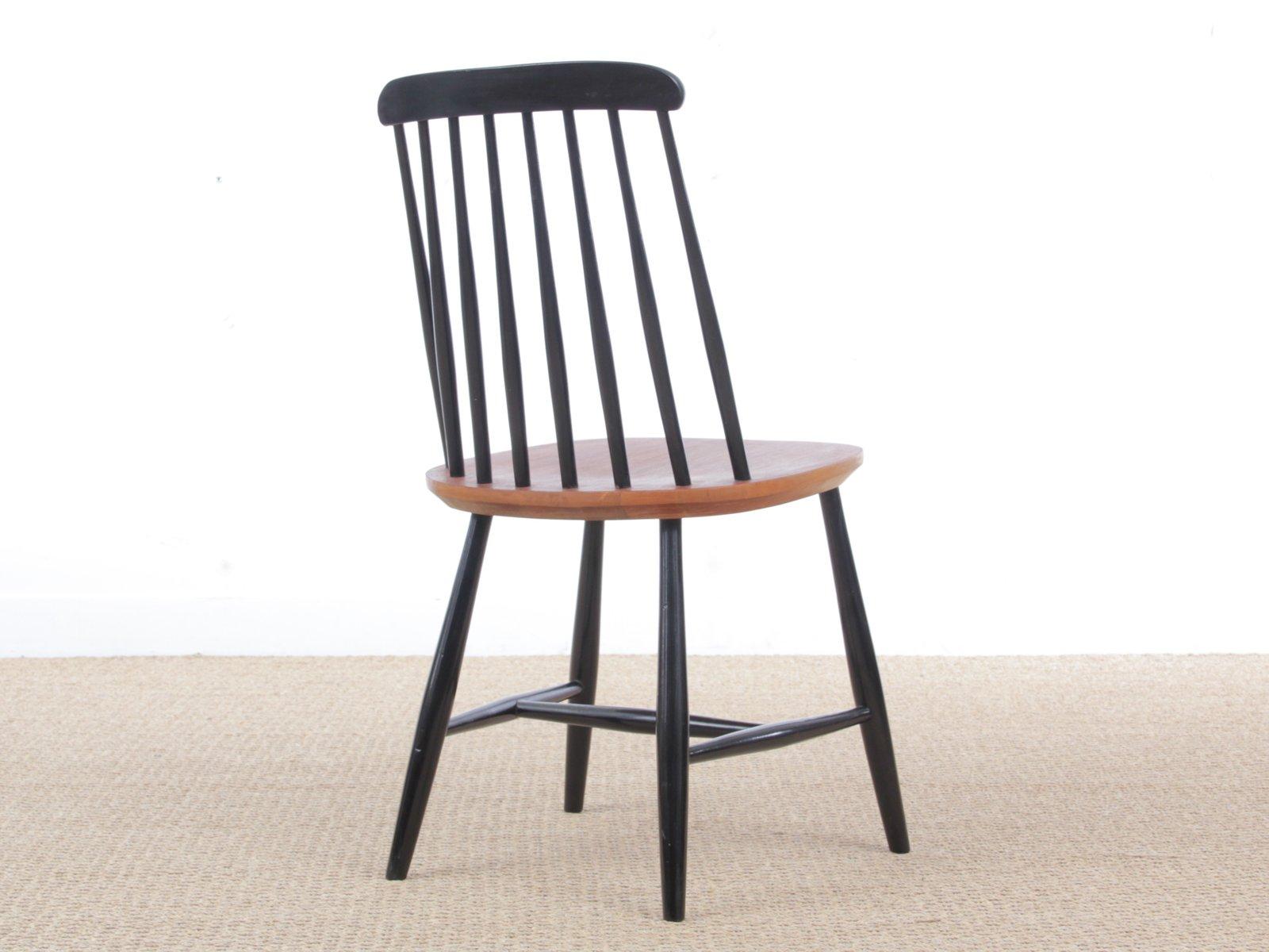 chaise d 39 appoint vintage de n ssj stolfabrik su de en vente sur pamono. Black Bedroom Furniture Sets. Home Design Ideas