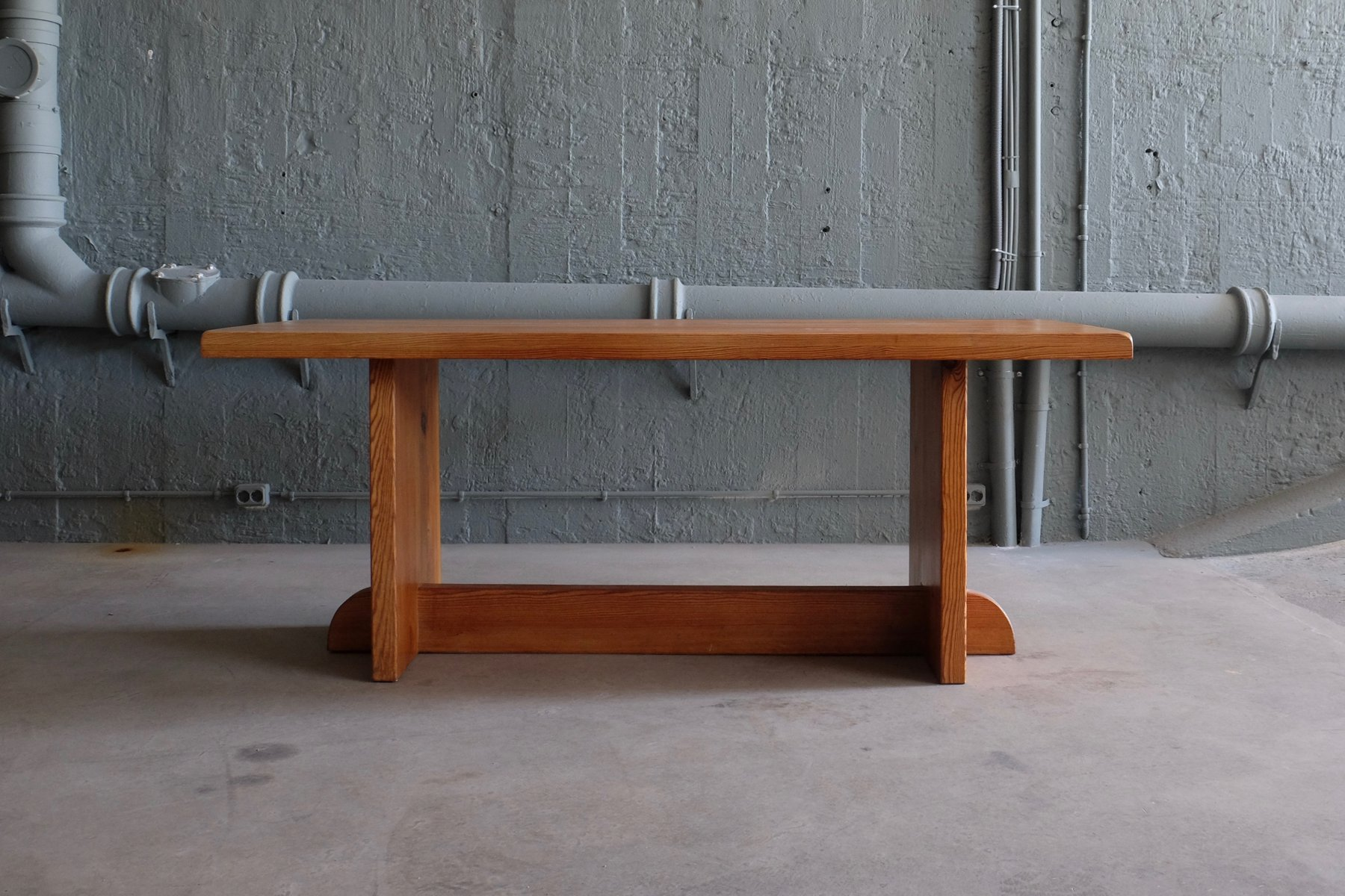 Modell Lovö Tisch von Axel-Einar Hjorth für Nordiska Kompaniet, 1930er