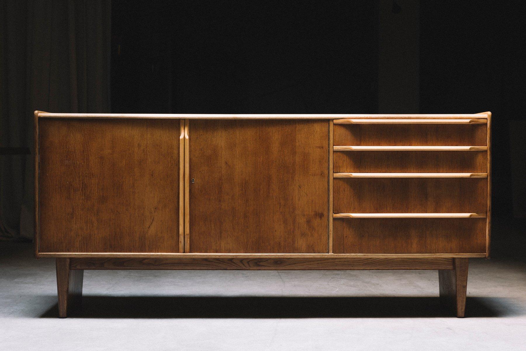 Niederländisches Sideboard von Cees Braakman, 1950er