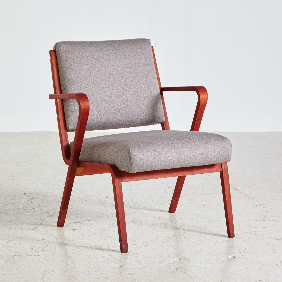 modell 53693 sessel von selman selmanagic f r veb 1960er bei pamono kaufen. Black Bedroom Furniture Sets. Home Design Ideas
