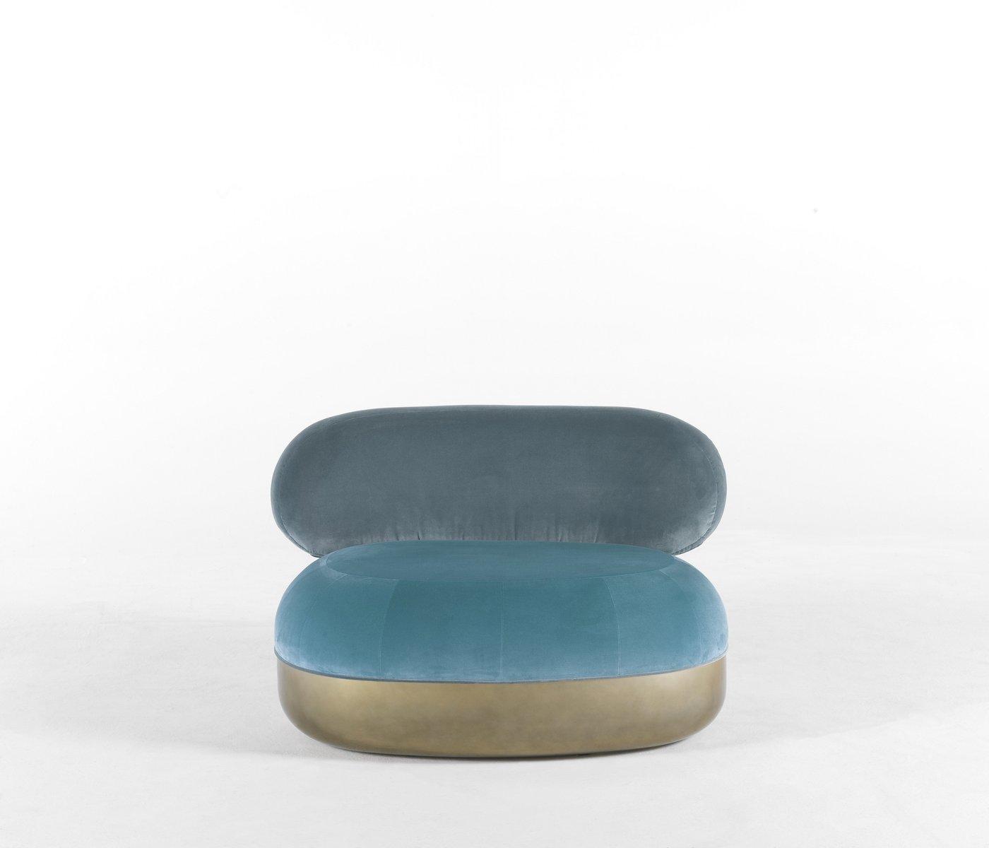 Belmer Sessel von Matteo Cibic für JCP
