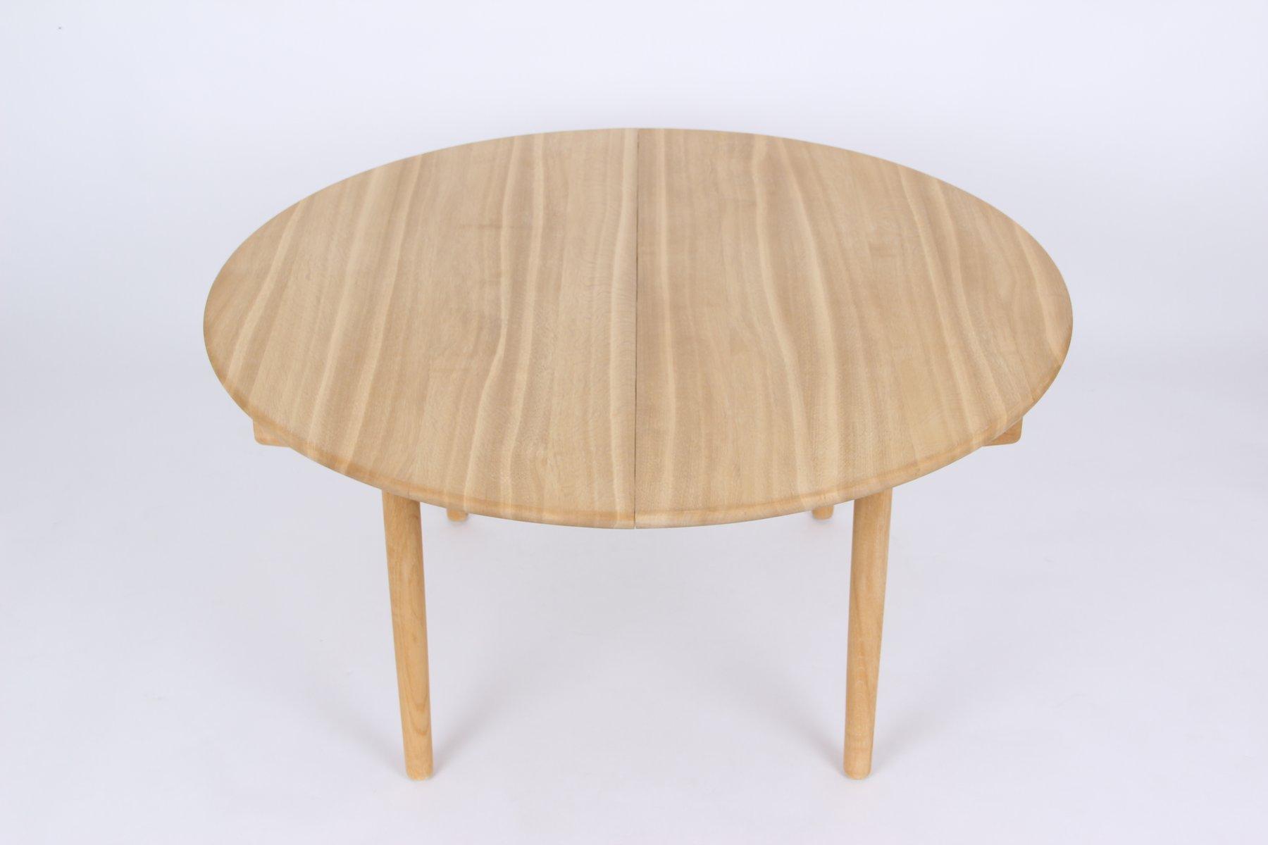 Vintage Danish Oak Pp70 Dining Table By Hans J Wegner For Pp Møbler