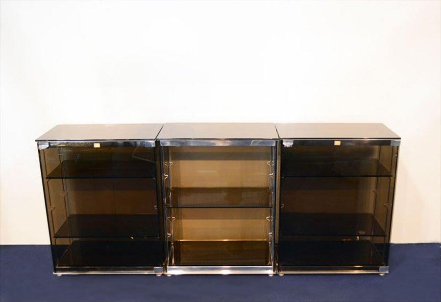Modulares Kristallglas System Sideboard von Giuseppe Raimondi für Cris...