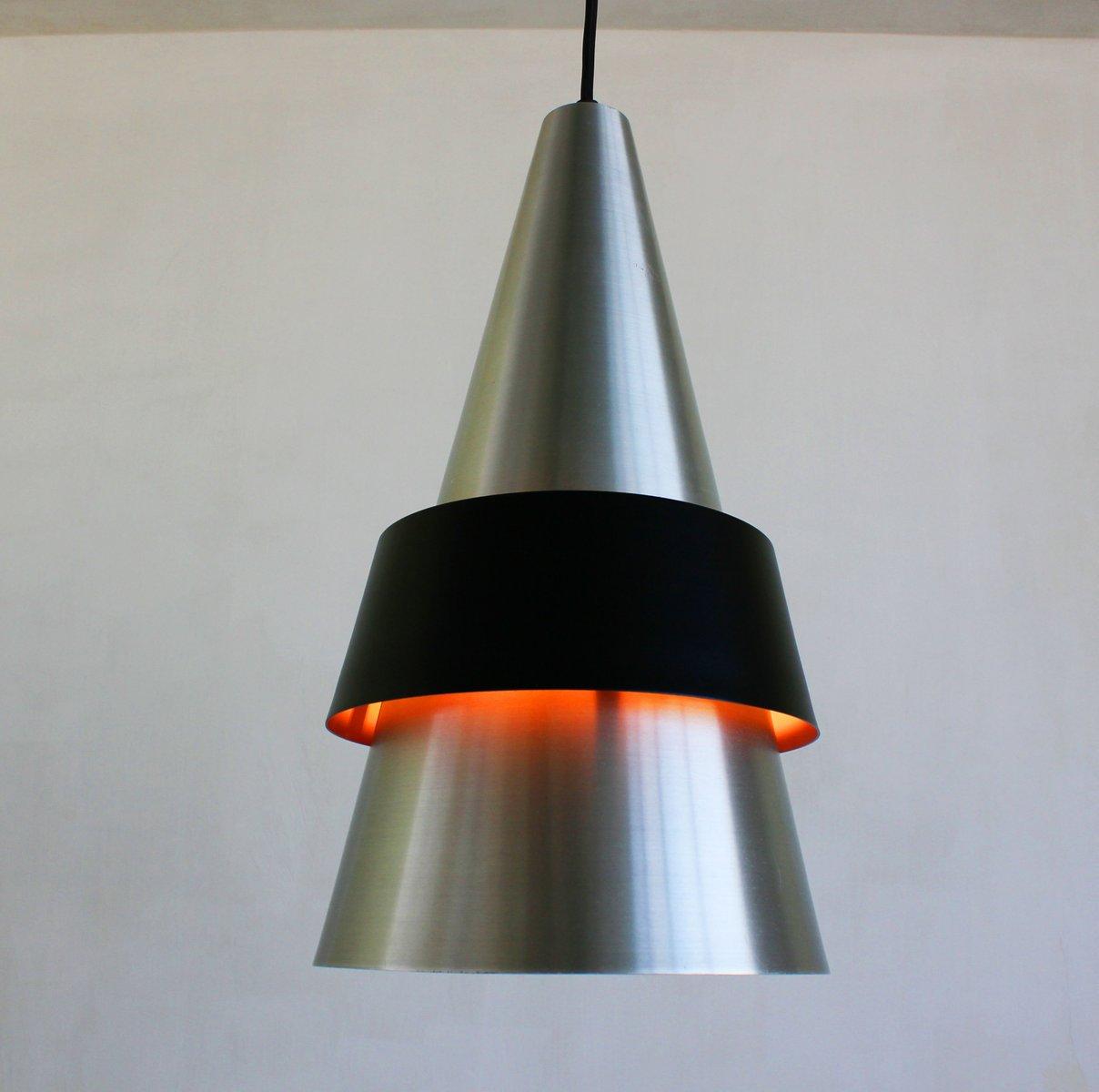Corona Lampe von Johannes Hammerborg für Fog & Mørup, 1960er