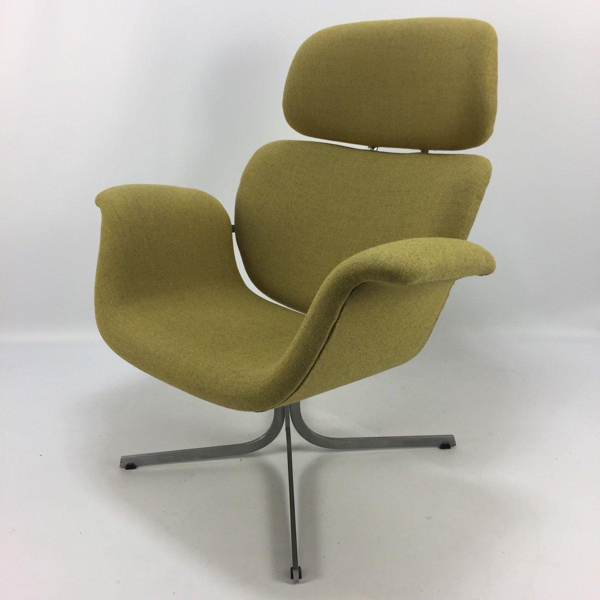grande chaise tulipe par pierre paulin pour artifort 1960s en vente sur pamono. Black Bedroom Furniture Sets. Home Design Ideas