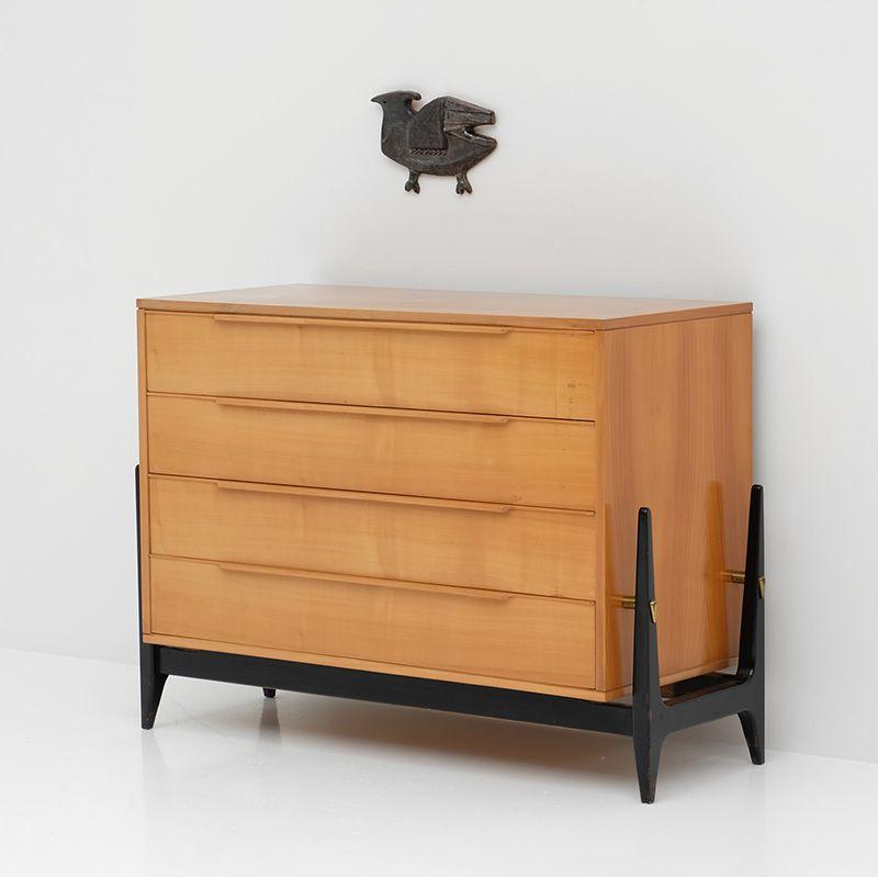 Belgische Kommode, 1950er