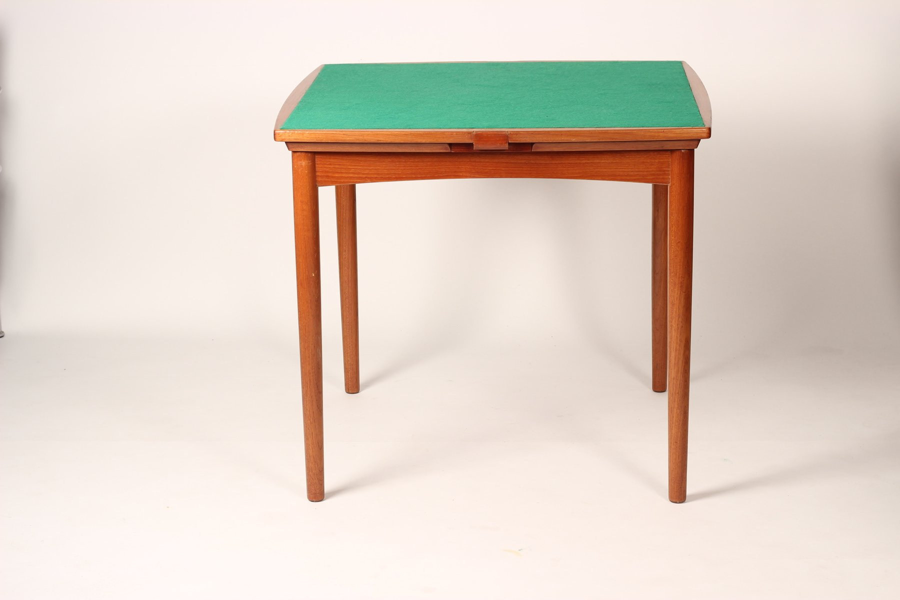 MidCentury Modern Extendable Card Table S For Sale At Pamono - Mid century modern card table