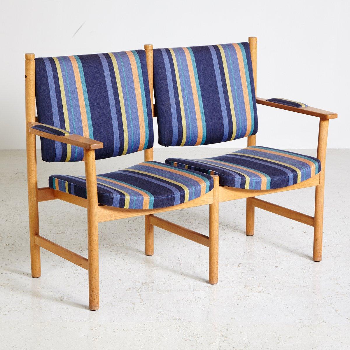 Zwei-Sitzer Sofa von Kurt Østervig für Slagelse Møbelfabrik, 1970er