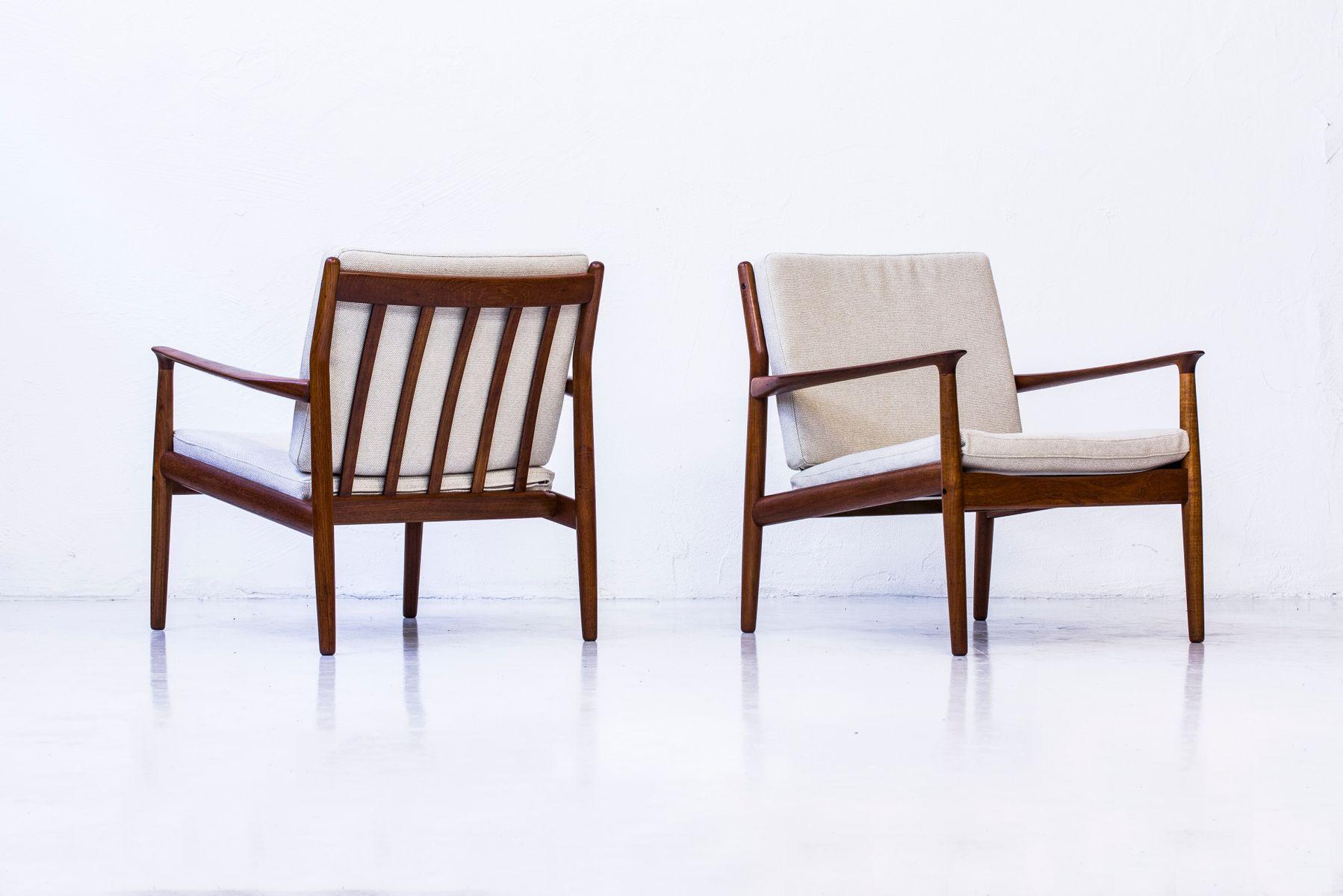 Dänische Sessel von Svend Age Eriksen für Glostrup Møbelfabrik, 1950er...